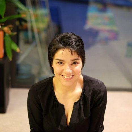 Photo of Dr Mitra Safavi-Naeni