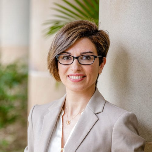 A profile photo of Ms Saba Salehi