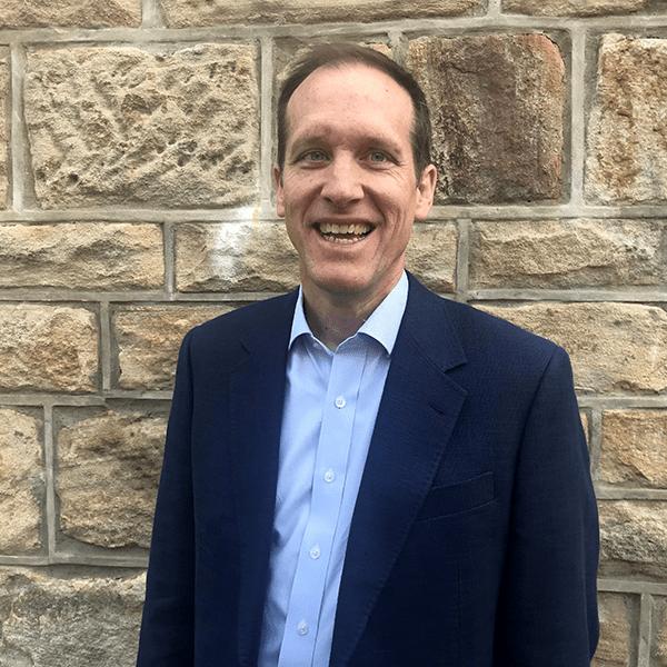 Dr Thomas Barlow profile photo, smiling