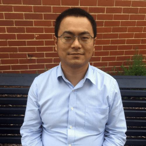 Photograph of Dr Gang Zheng