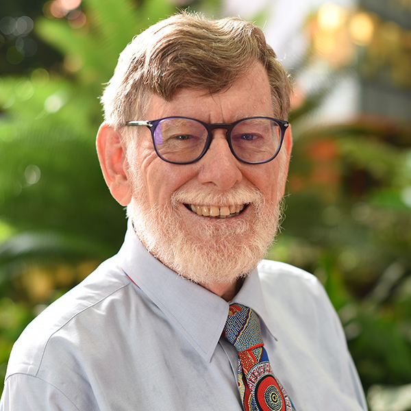 Profile photo of Graham Galloway, smiling